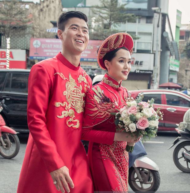 Vợ sắp cưới tiết lộ phản ứng của Duy Mạnh khi U23 VN thua trận - 1