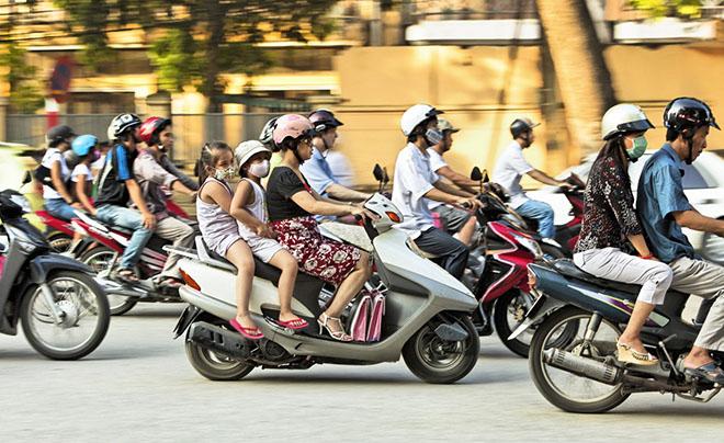 Mức tiêu thụ nhiên liệu của các mẫu xe tay ga đang có mặt tại thị trường Việt - 1