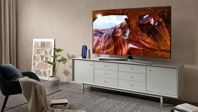 TV Samsung RU7400 được bình chọn là TV 4K tốt nhất năm 2019 - 1