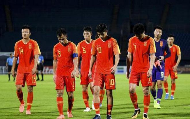 """Thảm hại thể thao nam Trung Quốc: 3 môn """"vua"""" không được dự Olympic - 1"""