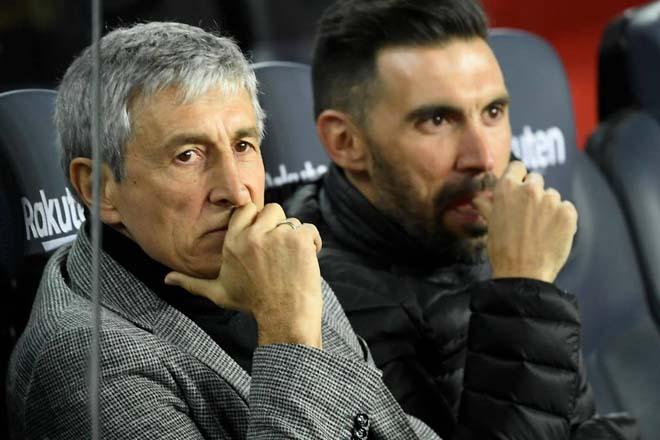 Tin HOT bóng đá tối 20/1: Tân HLV Barcelona tự tin sau trận ra mắt - 1