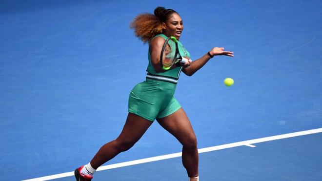 Video tennis Serena - Potapova: Hủy diệt kiều nữ sau 59 phút (Vòng 1 Australian Open) - 1