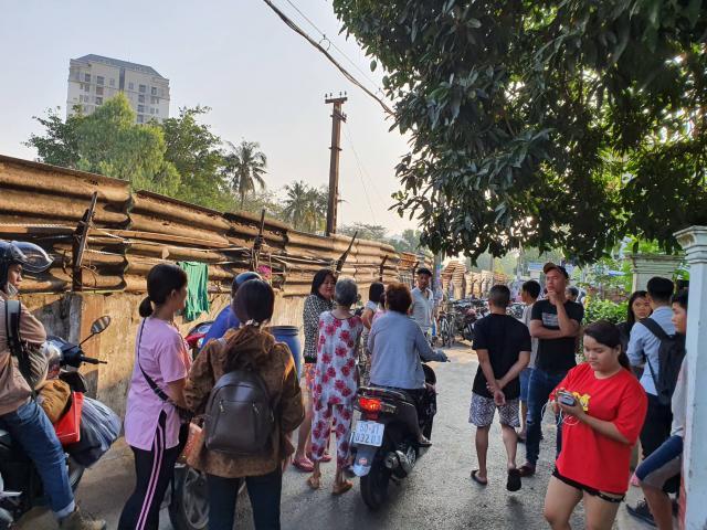 Cháy nhà ở Sài Gòn rạng sáng 27 Tết, 5 người trong gia đình tử vong