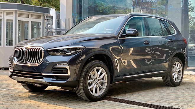 BMW Việt Nam bổ xung thêm trang bị cho dòng xe X5, giá không đổi - 1