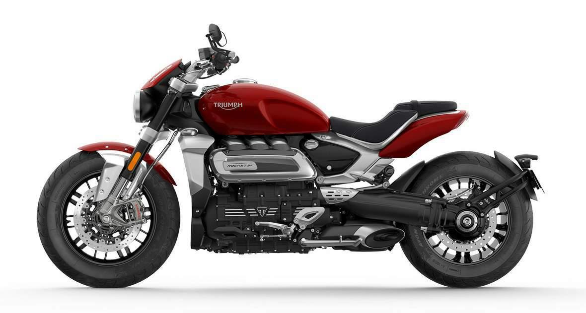 """Triumph Rocket 3 R chính thức """"hạ cánh"""" Nhật Bản, động cơ 2.500 cc siêu khủng - 1"""