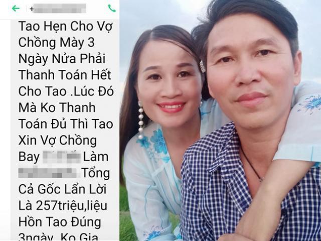 """""""Cô gái trăm triệu"""" Lê Thị Dần bị """"xã hội đen"""" đòi nợ 257 triệu: Sự thật bất ngờ"""