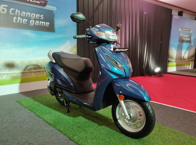Xe ga Honda Activa 6G mới ra mắt, giá chỉ 20,84 triệu đồng - 1