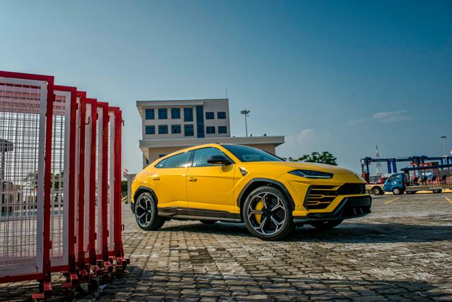 Lamborghini giao gần 5.000 chiếc Urus trên toàn thế giới trong năm 2019 - 1