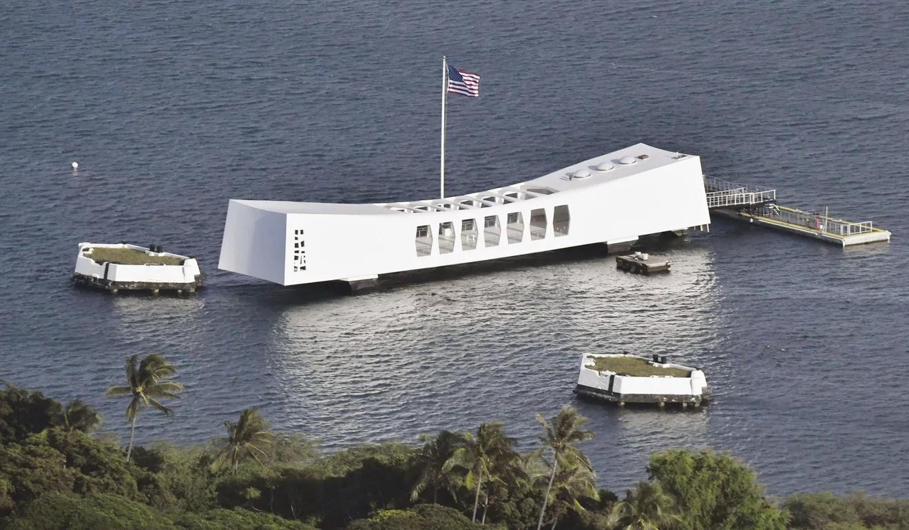 Ông Trump nói điều gây sốc khi thăm Trân Châu Cảng - 1