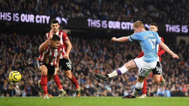 Nhận định bóng đá Sheffield United – Man City: Mơ địa chấn tiếp diễn, vượt mặt MU - 1