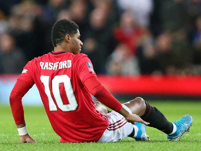 Tin HOT bóng đá tối 21/1: Van Persie báo tin buồn cho Rashford - 1