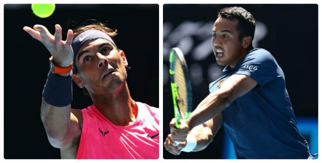 Video tennis Nadal - Dellien: Giải mã ẩn số, bùng nổ ra quân (Vòng 1 Australian Open) - 1