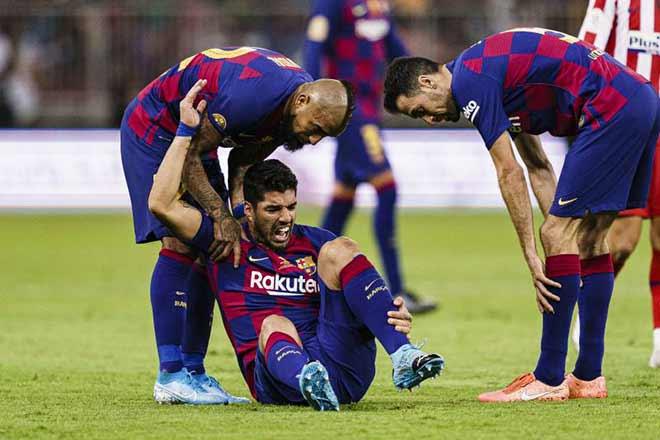 """Barca chọn người kế tục Luis Suarez: """"Đàn em"""" Messi & Harry Kane ở đầu danh sách - 1"""