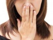 Bất ngờ với phương pháp mới đánh bay mùi hôi miệng, viêm lợi