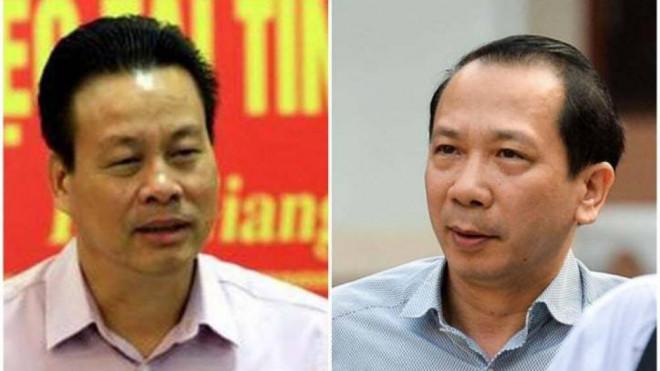 Thủ tướng kỷ luật Chủ tịch và Phó Chủ tịch tỉnh Hà Giang - 1