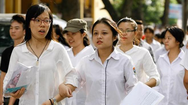 Tuyển sinh 2020: Thí sinh được đăng ký không giới hạn nguyện vọng - 1