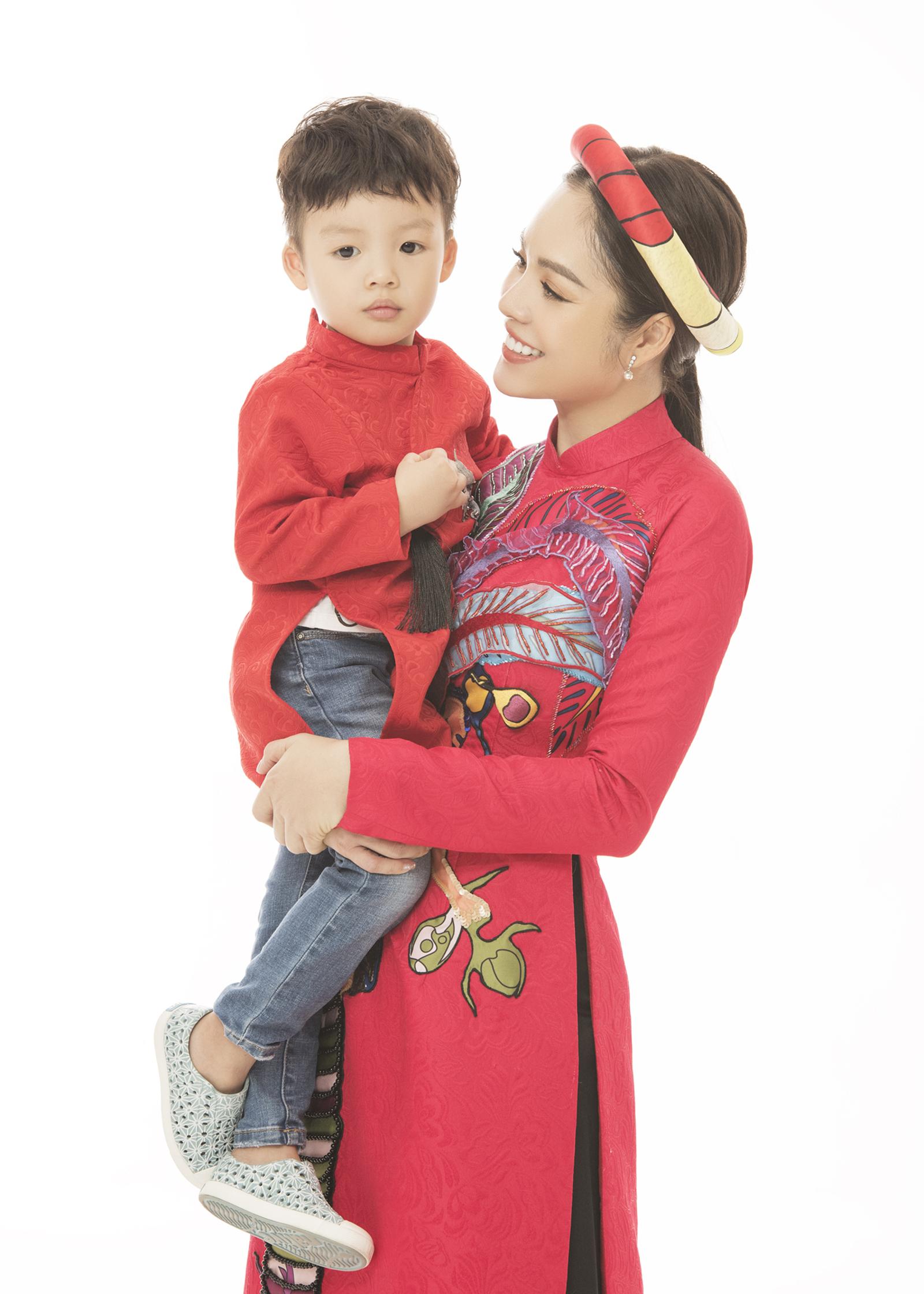 Dương Cẩm Lynh đón Tết ra sao sau 3 năm làm mẹ đơn thân? - 7