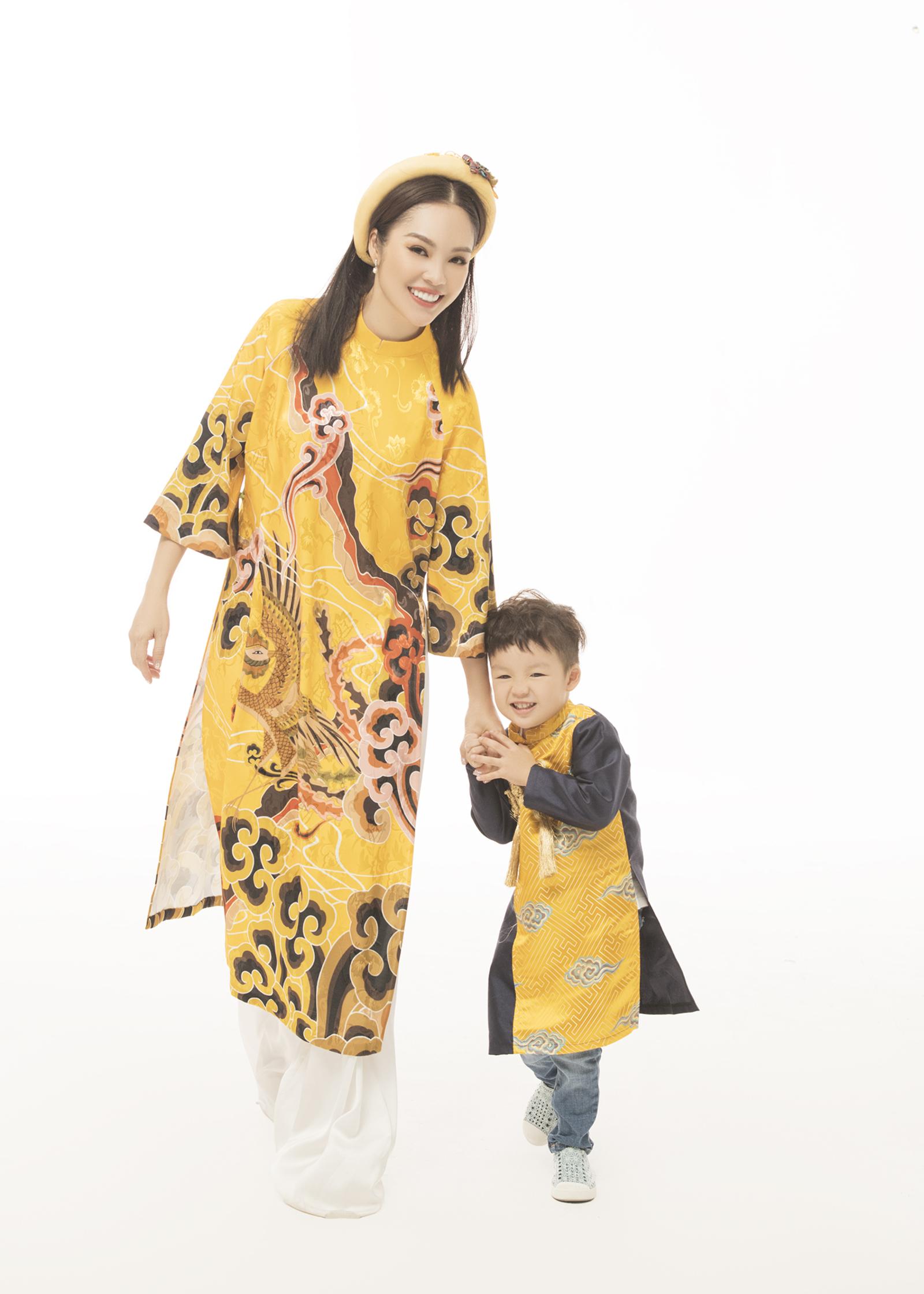 Dương Cẩm Lynh đón Tết ra sao sau 3 năm làm mẹ đơn thân? - 12