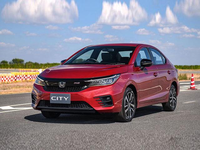 Honda City 2020 bị triệu hồi do lỗi gioăng cao su trên cửa sổ