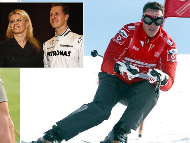 Thể thao - Schumacher đã hết hôn mê: Huyền thoại ngồi xem F1 cùng người bạn