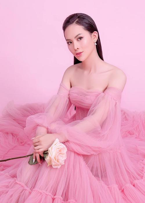 """Cuộc sống như """"bà hoàng"""" của người đẹp Sang Lê lấy chồng đại gia hơn 16 tuổi - 5"""