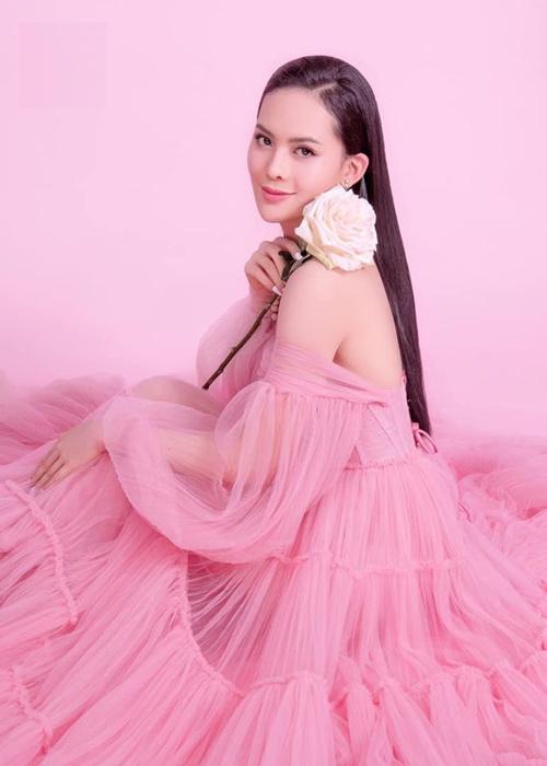 """Cuộc sống như """"bà hoàng"""" của người đẹp Sang Lê lấy chồng đại gia hơn 16 tuổi - 6"""