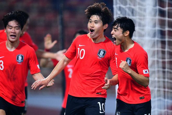 U23 Australia - U23 Hàn Quốc: Hiệp 2 bùng nổ, Olympic chào đón - 1