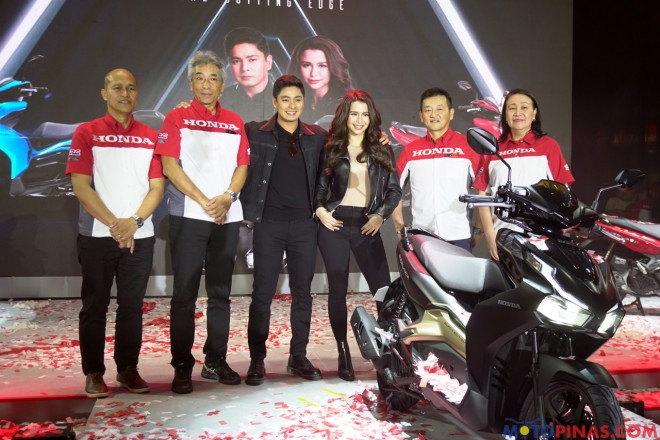 Honda Air Blade 2020 đổ bộ Philippines, giá rẻ hơn so với thị trường Việt Nam - 1