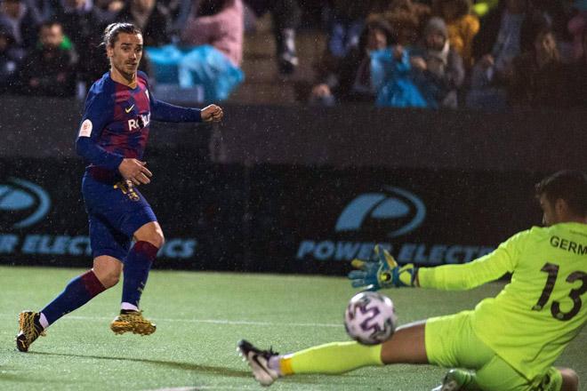 Video highlight trận Ibiza - Barcelona: Cú sốc đầu trận, siêu sao tỏa sáng - 1