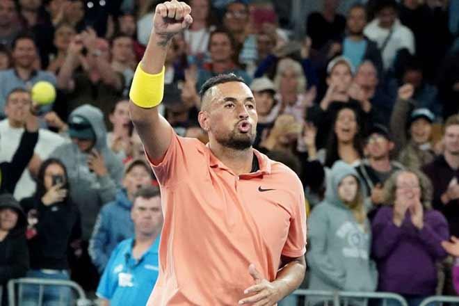 Trực tiếp tennis Australian Open ngày 4: Kyrgios áp đảo, Wawrinka thắng chật vật - 1