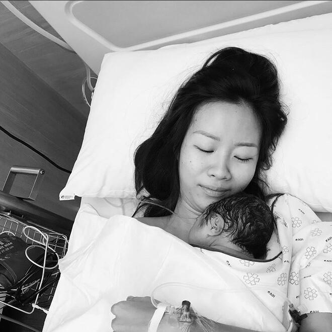 Rapper Suboi sinh con gái trước thềm năm mới Canh Tý 2020 - 1