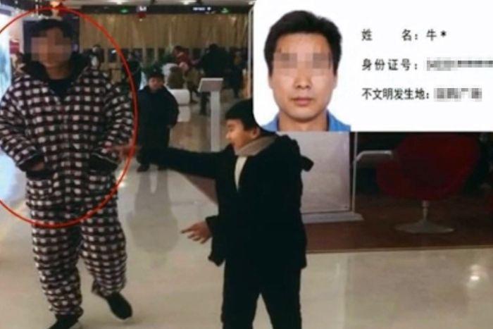 """Cách """"xử"""" người mặc quần áo ngủ ra đường gây bức xúc ở TP Trung Quốc - 1"""