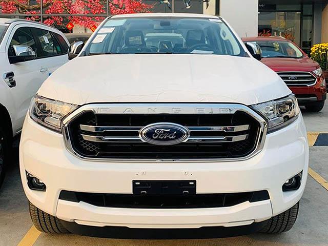 Ford Ranger Limited 2020 4x4 AT chính thức có mặt tại Việt Nam