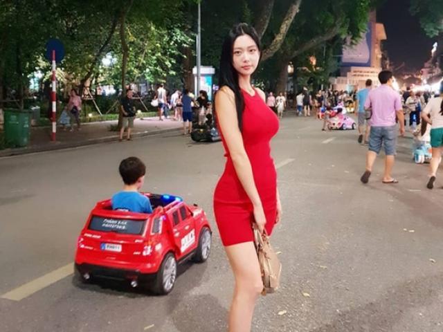 """Đời sống Showbiz - """"Mỹ nhân xứ Hàn nổi nhất phố đi bộ Hà Nội"""" khiến dân mạng """"truy lùng"""" có đời tư bí ẩn"""
