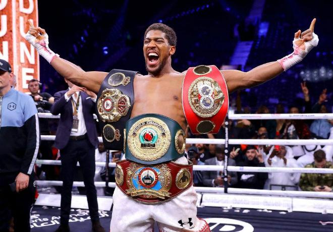 """Tin thể thao HOT 24/1: """"Vua boxing"""" Joshua nhận đề nghị siêu khủng - 1"""