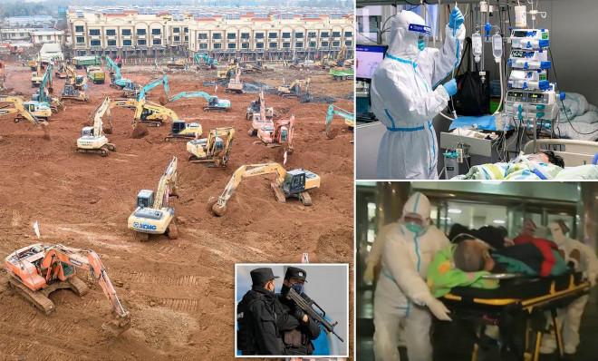 """Tình cảnh """"thất thủ"""" vì dịch bệnh ở Vũ Hán qua lời kể của công dân Nga - 1"""