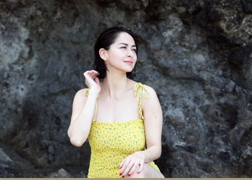"""Không còn """"thắt đáy lưng ong"""", """"người đàn bà đẹp nhất Philippines"""" giờ tròn trục - 1"""