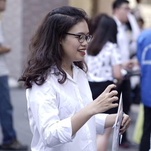 Chinh phục giấc mơ Mỹ trong 20 ngày, nữ sinh nhận học bổng 3,8 tỷ - 1