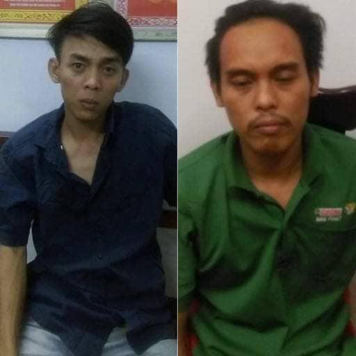 Lai lịch bất hảo của 2 kẻ đâm chết cảnh sát khu vực chiều 30 Tết - 1