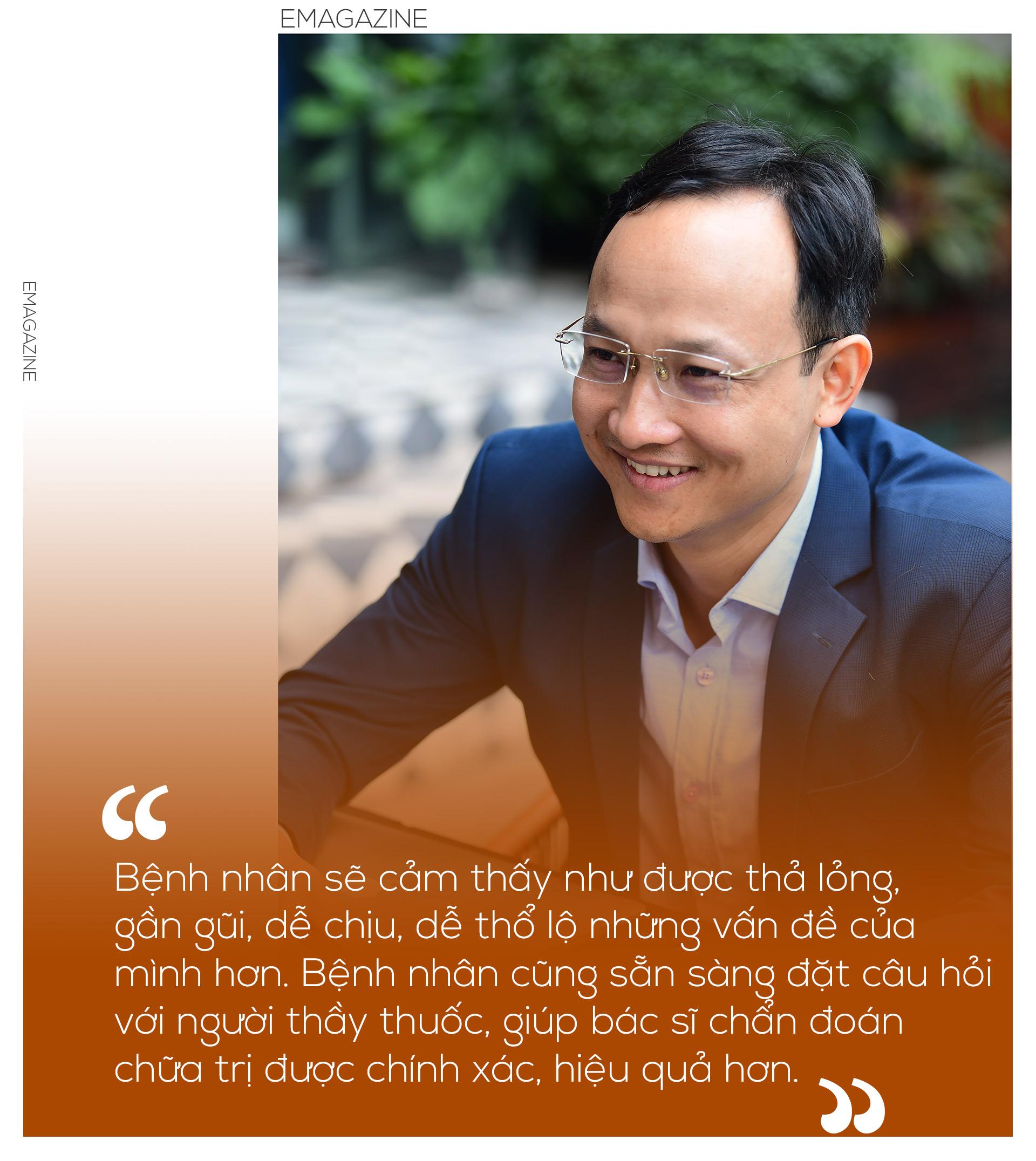"""""""Bác sĩ quốc dân"""" Trần Quốc Khánh: """"Tình cảm dành cho nhau không đong đếm bằng chén rượu đầy"""" - 4"""