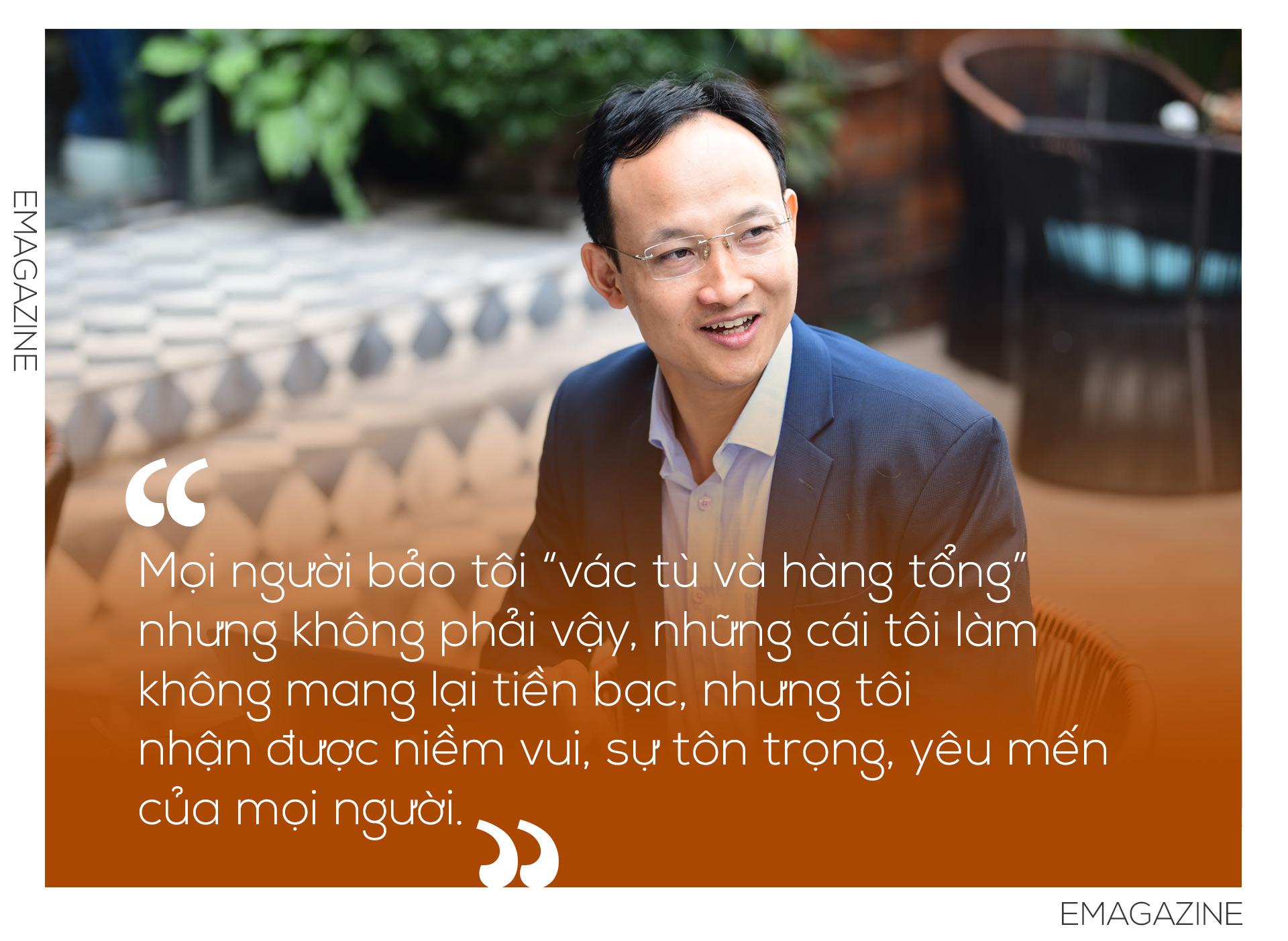 """""""Bác sĩ quốc dân"""" Trần Quốc Khánh: """"Tình cảm dành cho nhau không đong đếm bằng chén rượu đầy"""" - 8"""