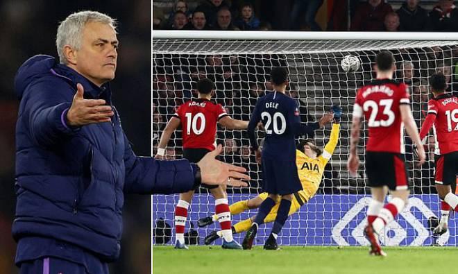 Video highlight trận Southampton - Tottenham: Son Heung Min lập công, đánh rơi chiến quả - 1