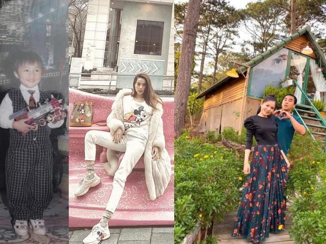 Sao Việt mùng 3 Tết: Sơn Tùng gây 'bão' mạng xã hội với 1 bức ảnh