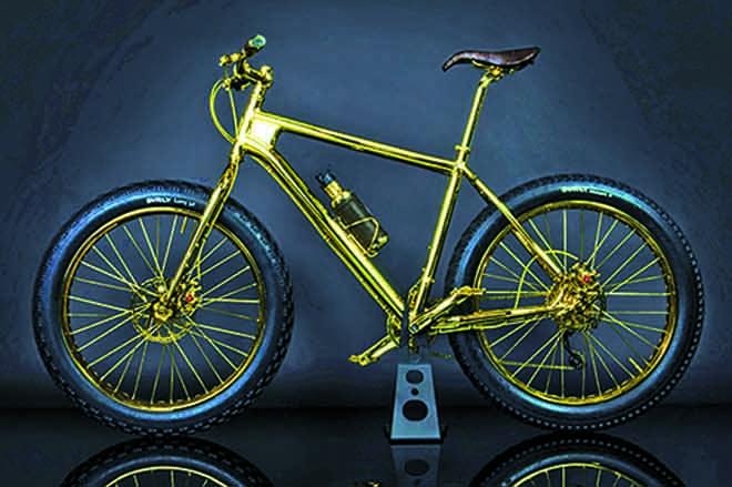 10 chiếc xe đạp có giá ngang ô tô hạng sang - 1