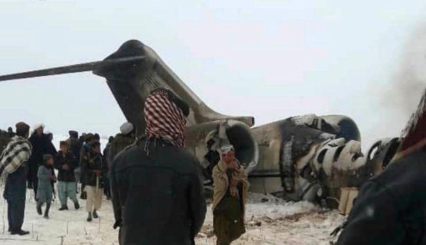 Taliban tuyên bố bắn rơi máy bay Mỹ khiến toàn bộ nhân viên CIA thiệt mạng - 1