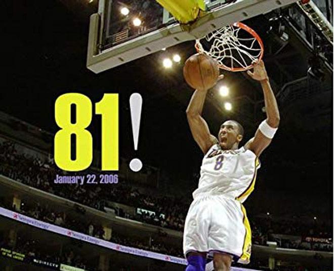 Siêu sao Kobe Bryant bất ngờ tử nạn: Ghi 81 điểm/trận, vang danh sử sách - 1