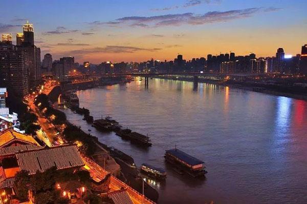 Những thành phố ở Trung Quốc dù có đến nhiều lần vẫn muốn đi lại - 1