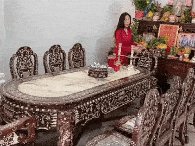 Ngỡ ngàng với căn nhà 5 tỷ bà xã Công Vinh mua tặng mẹ