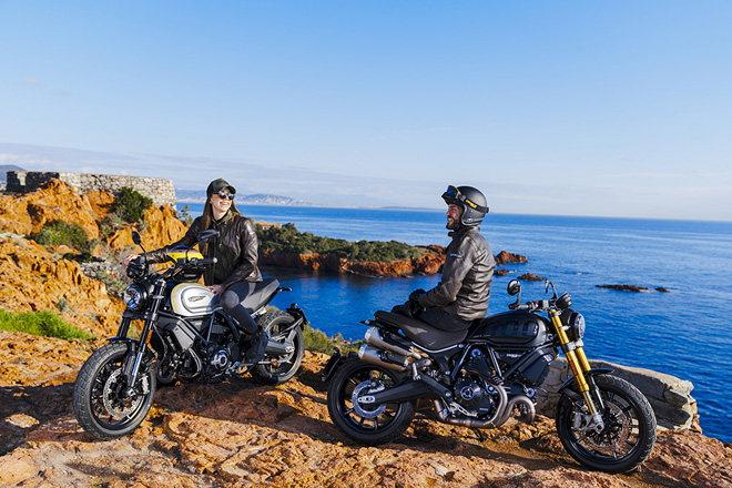Bộ đôi Ducati Scrambler 1100 Pro 2020 ra mắt, chưa tiết lộ giá bán chính thức - 1