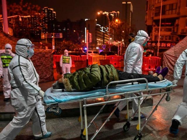 Đại dịch virus Corona: Số ca nhiễm vượt dịch SARS, người chết tăng vọt
